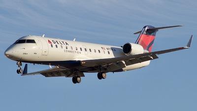 N779CA - Bombardier CRJ-200LR - Delta Connection (SkyWest Airlines)