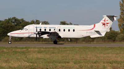 F-HBCE - Beech 1900D - Chalair Aviation