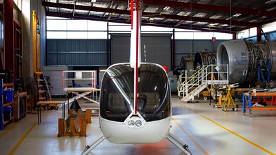 VH-BNE - Robinson R44 Raven II - Aviation Australia