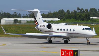 N492QS - Gulfstream G-IV(SP) - NetJets Aviation