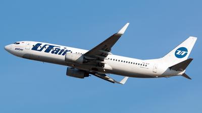A picture of VQBJF - Boeing 7378AS - UTair - © Simone Previdi