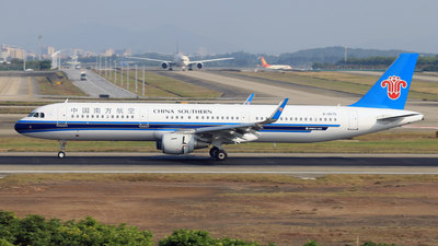 B-8675 - Airbus A321-211 - China Southern Airlines