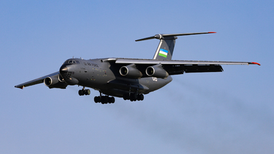 UK-76008 - Ilyushin IL-76MD - Uzbekistan - Air Force