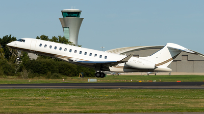 VP-BLU - Bombardier BD-700-2A12 Global 7500  - Private