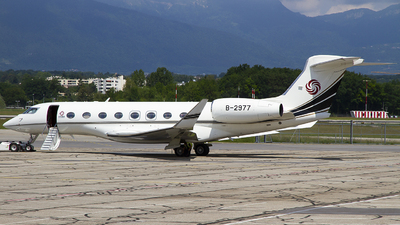 B-2977 - Gulfstream G650ER - Private