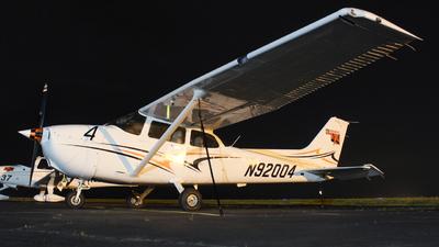 N92004 - Cessna 172R Skyhawk - Oklahoma State University