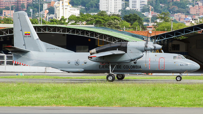 EJC1146 - Antonov An-32A - Colombia - Army