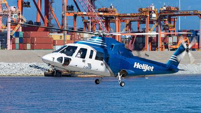 C-GHJW - Sikorsky S-76A - HeliJet