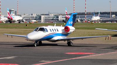 A picture of DIOWA - Cessna 525 CitationJet CJ1+ - [5250624] - © Darius Swoboda