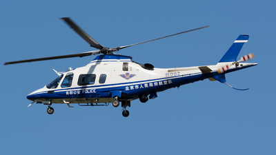 11002 - Agusta-Westland AW-109E Power Elite - China - Police