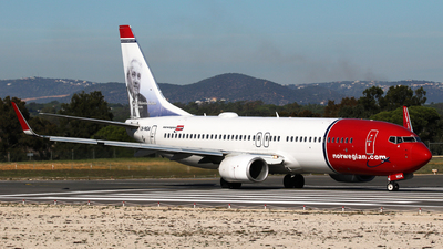 A picture of LNNGA - Boeing 7378JP - [39014] - © Rrimestad