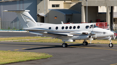 ZS-LFU - Beechcraft B200 Super King Air - Private