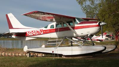 N2457U - Cessna U206F Stationair - Private