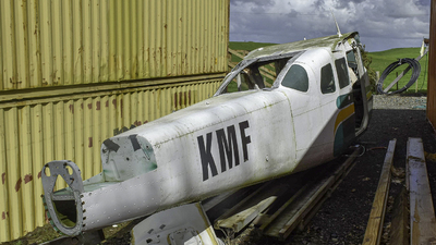 ZK-KMF - Cessna 205A - Private
