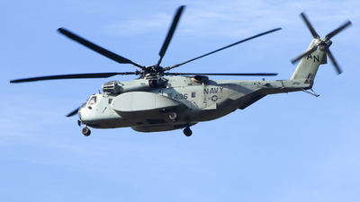 163057 - Sikorsky MH-53E Sea Dragon - United States - US Navy (USN)