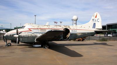 PH-VLA - De Havilland DH-104 Dove - Private
