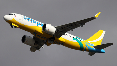 F-WWIM - Airbus A320-271N - Cebu Pacific Air