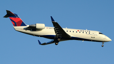 N843AS - Bombardier CRJ-200ER - Delta Connection (ExpressJet Airlines)