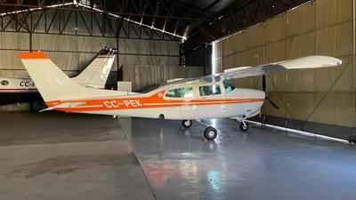 CC-PEK - Cessna 210N Centurion II - Private