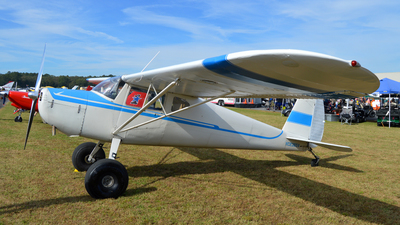 NC2365V - Cessna 140 - Private