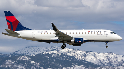 N262SY - Embraer 170-200SC - Delta Connection (SkyWest Airlines)