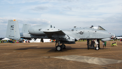 81-0951 - Fairchild A-10C Thunderbolt II - United States - US Air Force (USAF)