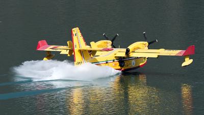 I-DPCP - Canadair CL-415 - Italy - Vigili del Fuoco