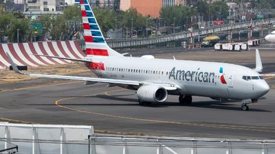A picture of N909NN - Boeing 737823 - American Airlines - © Juan Carlos Alvarez (MAS Aviation Press)