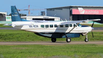 A picture of VHVCW - Cessna 208B Grand Caravan - [208B1102] - © Brock L