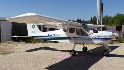 EC-IQU - Tecnam P92 Echo - Private