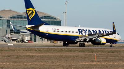 A picture of SPRSE - Boeing 7378AS - Ryanair - © Fryderyk Kastelnik/ Fred Aviation