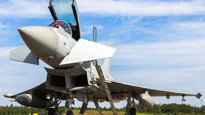 ZK432 - Eurofighter Typhoon FGR.4 - United Kingdom - Royal Air Force (RAF)