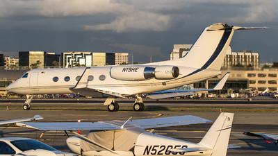 N19HE - Gulfstream G-III - Private