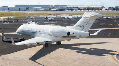 N358MH - Bombardier BD-100-1A10 Challenger 350 - Private