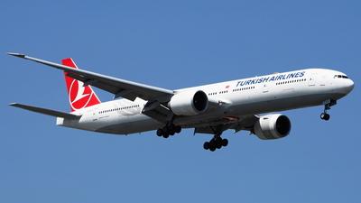 TC-LJA - Boeing 777-3F2ER - Turkish Airlines