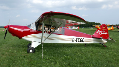D-ECGC - Piper PA-12 Super Cruiser - Private