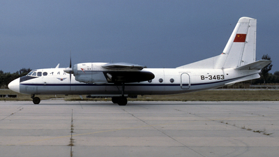 B-3463 - Xian Y-7 - Civil Aviation Administration of China (CAAC)