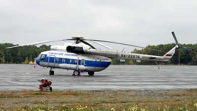 RA-22976 - Mil Mi-8PS Hip - Kamchatskie Avialinii