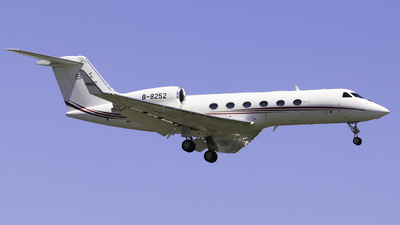 B-8252 - Gulfstream G450 - BAA - Business Aviation Asia(Ovation Travel Group)