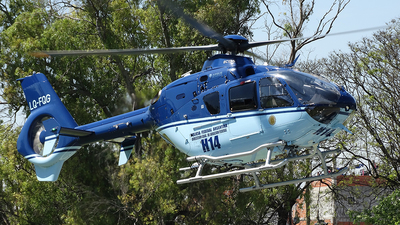 LQ-FQG - Airbus Helicopters H135 - Argentina - Police