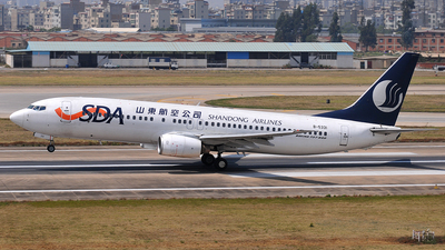 B-5331 - Boeing 737-8AL - Shandong Airlines