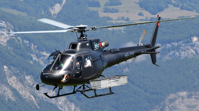 HB-ZSE - Eurocopter AS 350B3 Ecureuil - Swift Copters