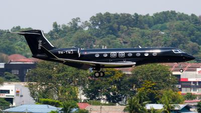 9M-TMJ - Gulfstream G650ER - Private