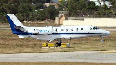 SE-RHJ - Cessna 560XL Citation Excel - Private
