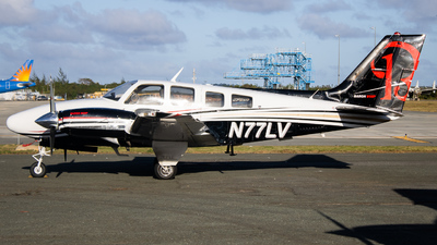 N77LV - Beechcraft 58P Baron - Private