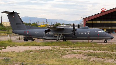 15-00348 - Bombardier Dash 8-311 - United States - US Army