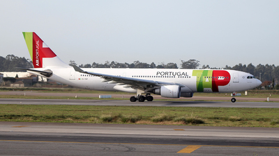 A picture of CSTOP - Airbus A330202 - TAP Air Portugal - © Santiago Anacleto