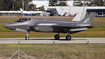 A35-020 - Lockheed Martin F-35A Lightning II - Australia - Royal Australian Air Force (RAAF)