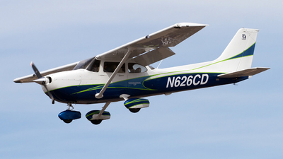 N626CD - Cessna 172S Skyhawk SP - Private