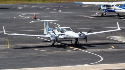 N312ER - Diamond DA-42 NG Twin Star - Embry-Riddle Aeronautical University (ERAU)